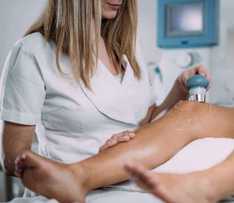 Ultrasound On Legs