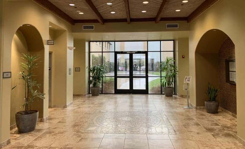 Vein Envy vein clinic lobby