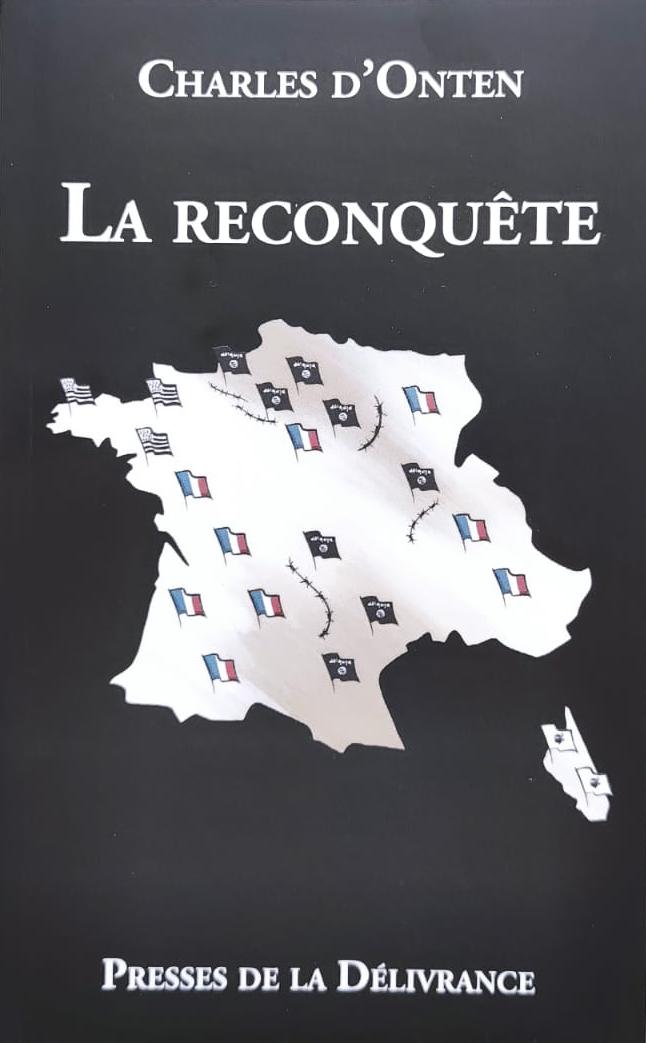 Couverture du livre La Reconquête