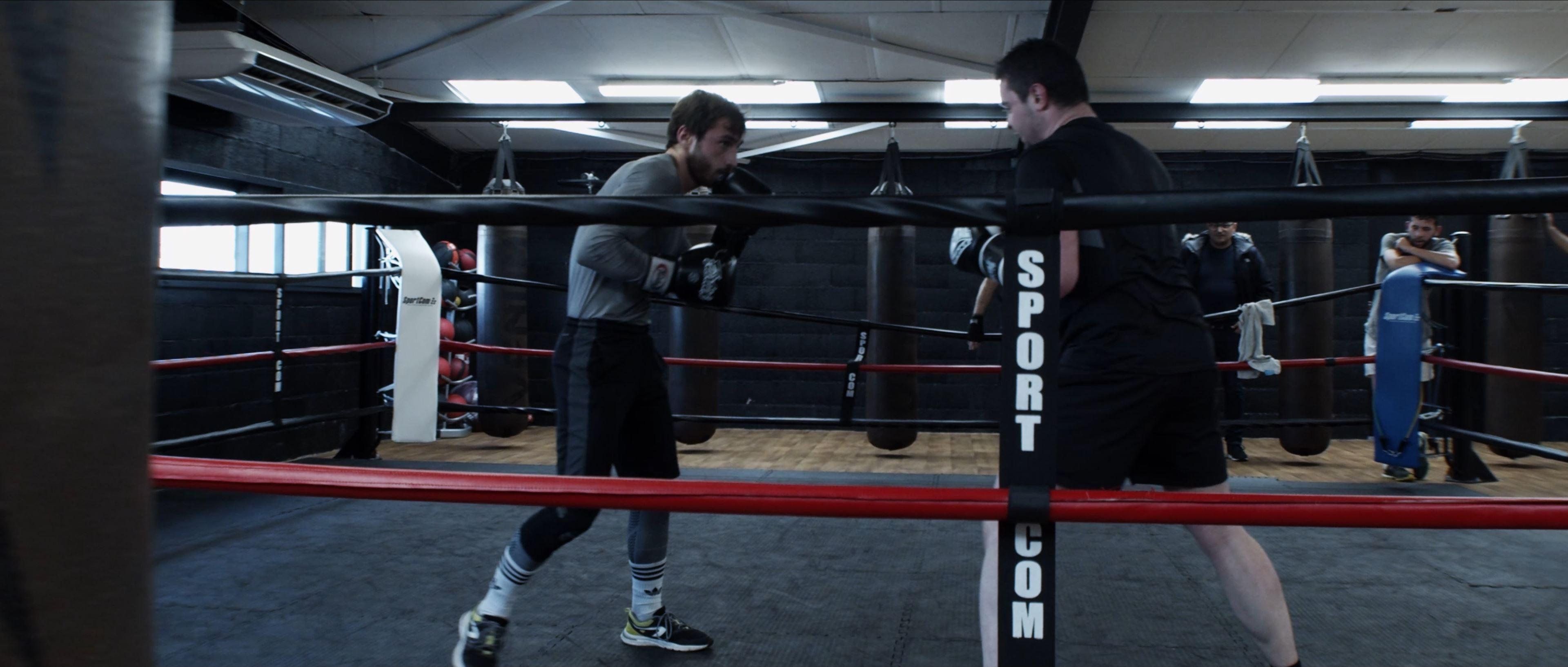 FIGHT CLUB - Vidéo pour les 4 salles de sport