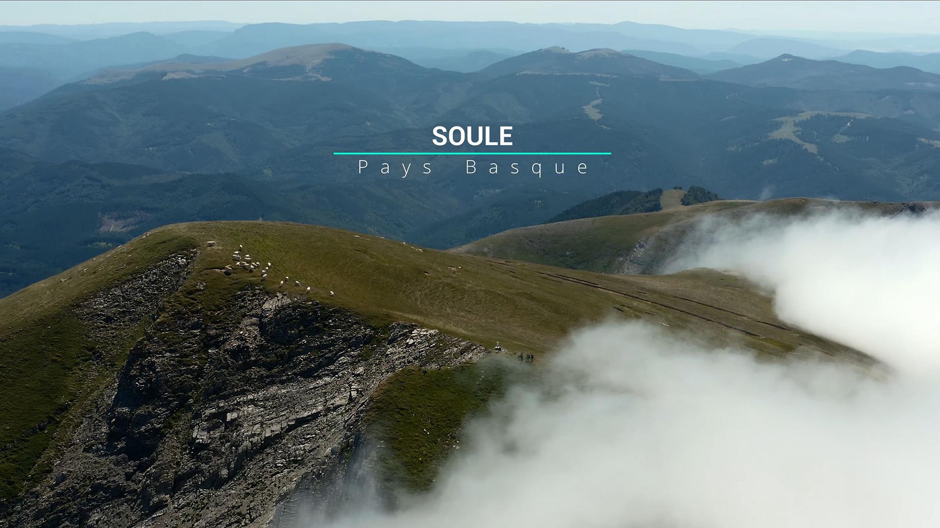 PYRÉNÉES 1 - Pays Basque - DUNE Video