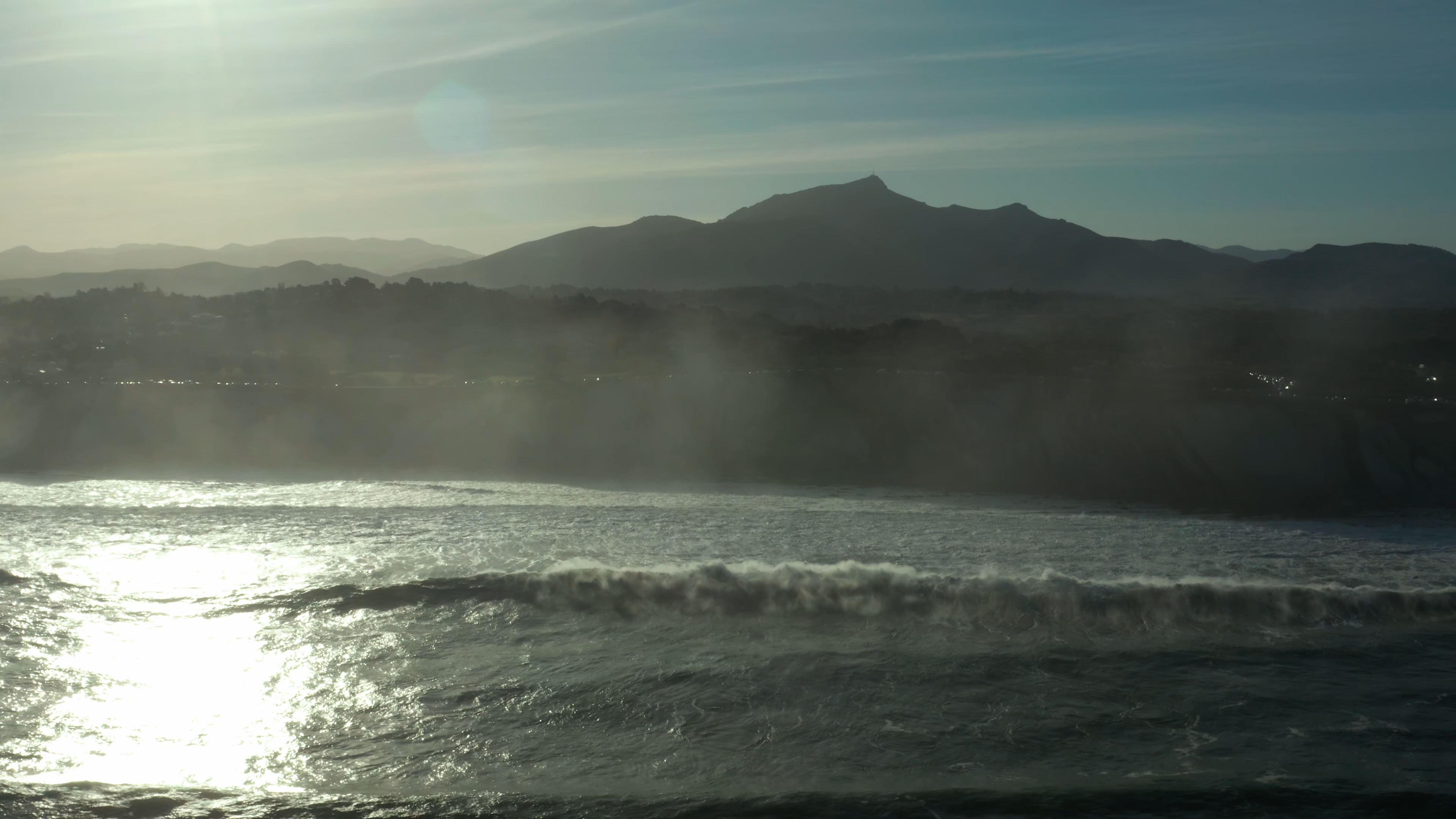 BELHARRA - DRONE - DUNE Video