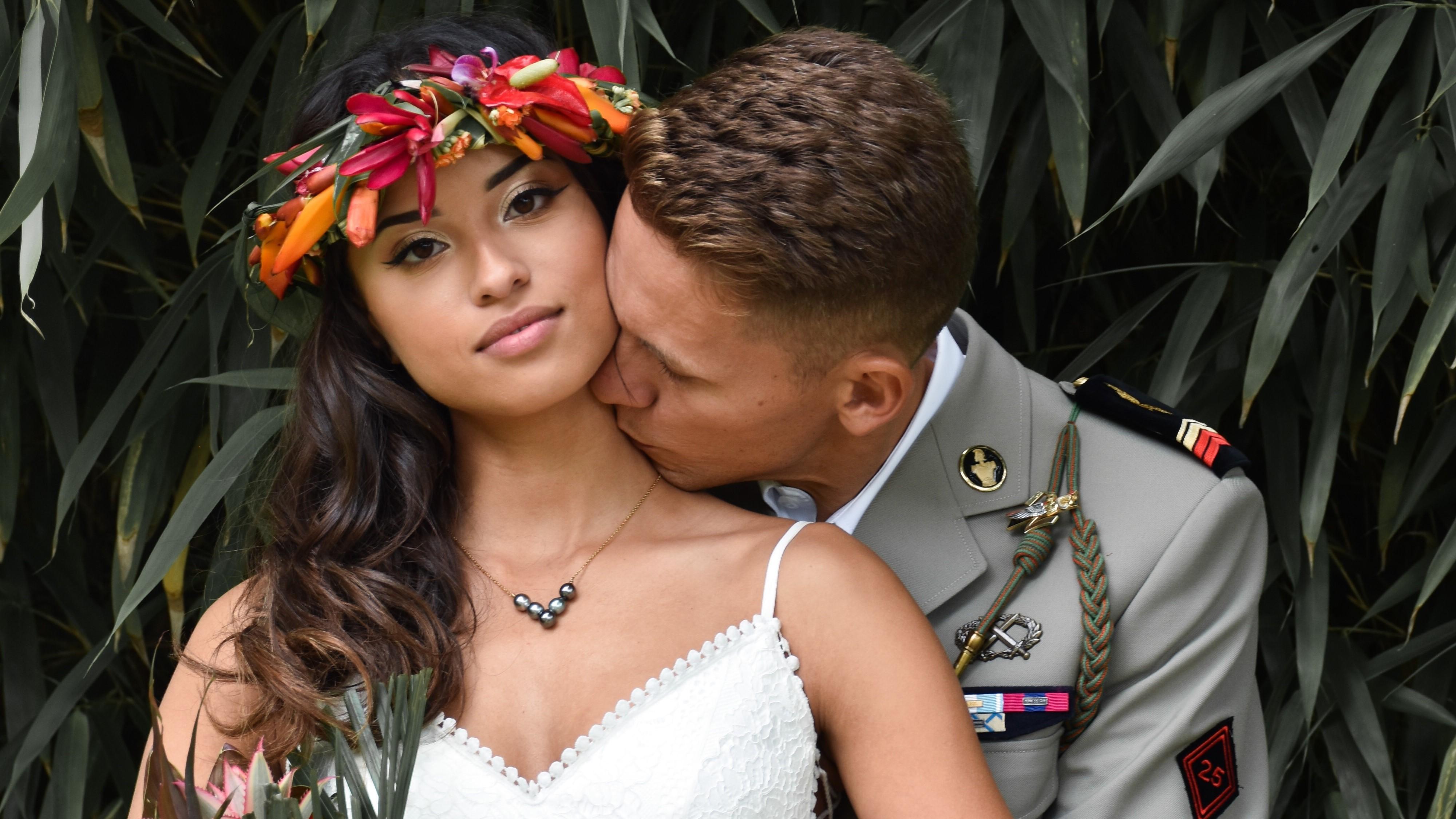 Mariage de Lina et Mana