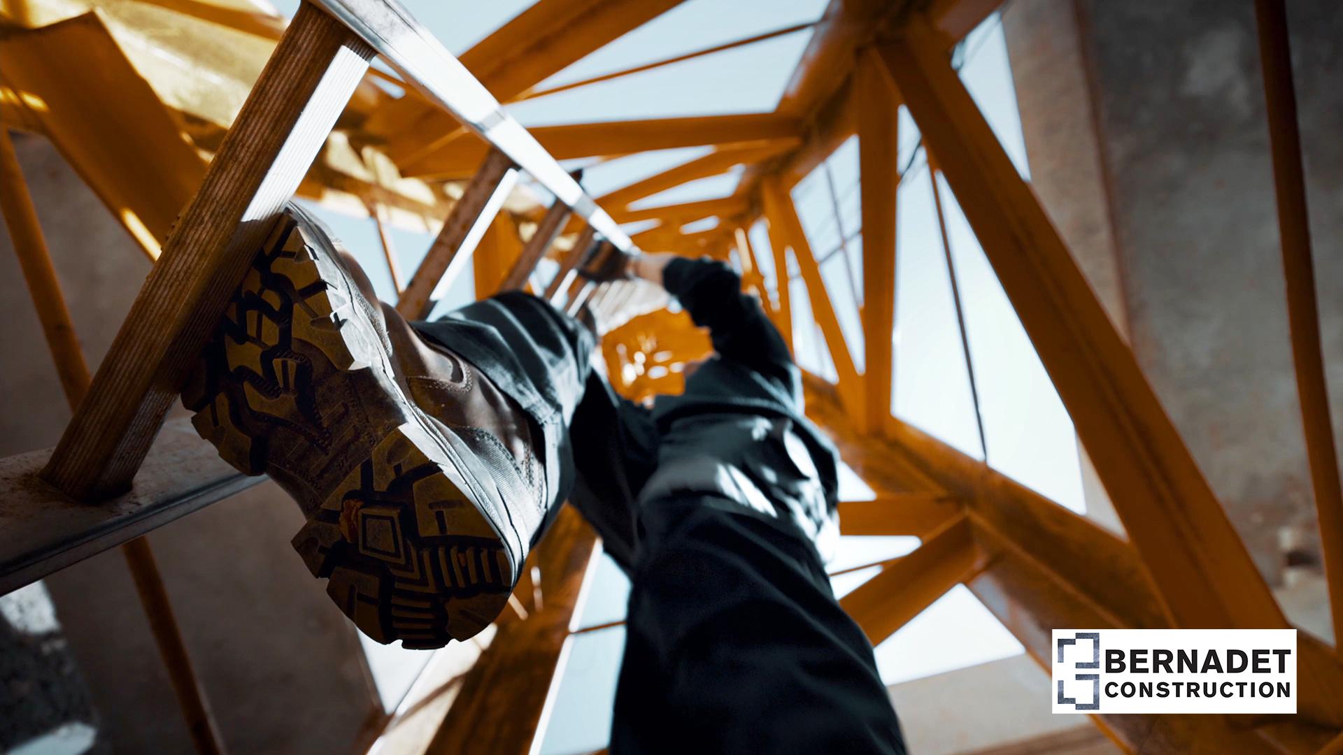 bernadet construction : La force des maitres bâtisseurs