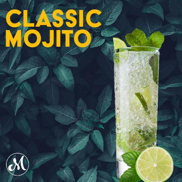 Mishiko - Classic Mojito Cocktail