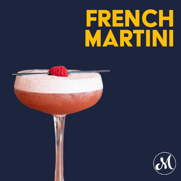 Mishiko - French Martini Cocktail