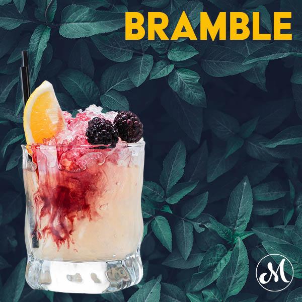 Mishiko - Bramble Cocktail