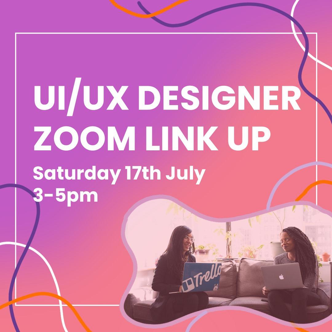 UI/UX Online Link Up