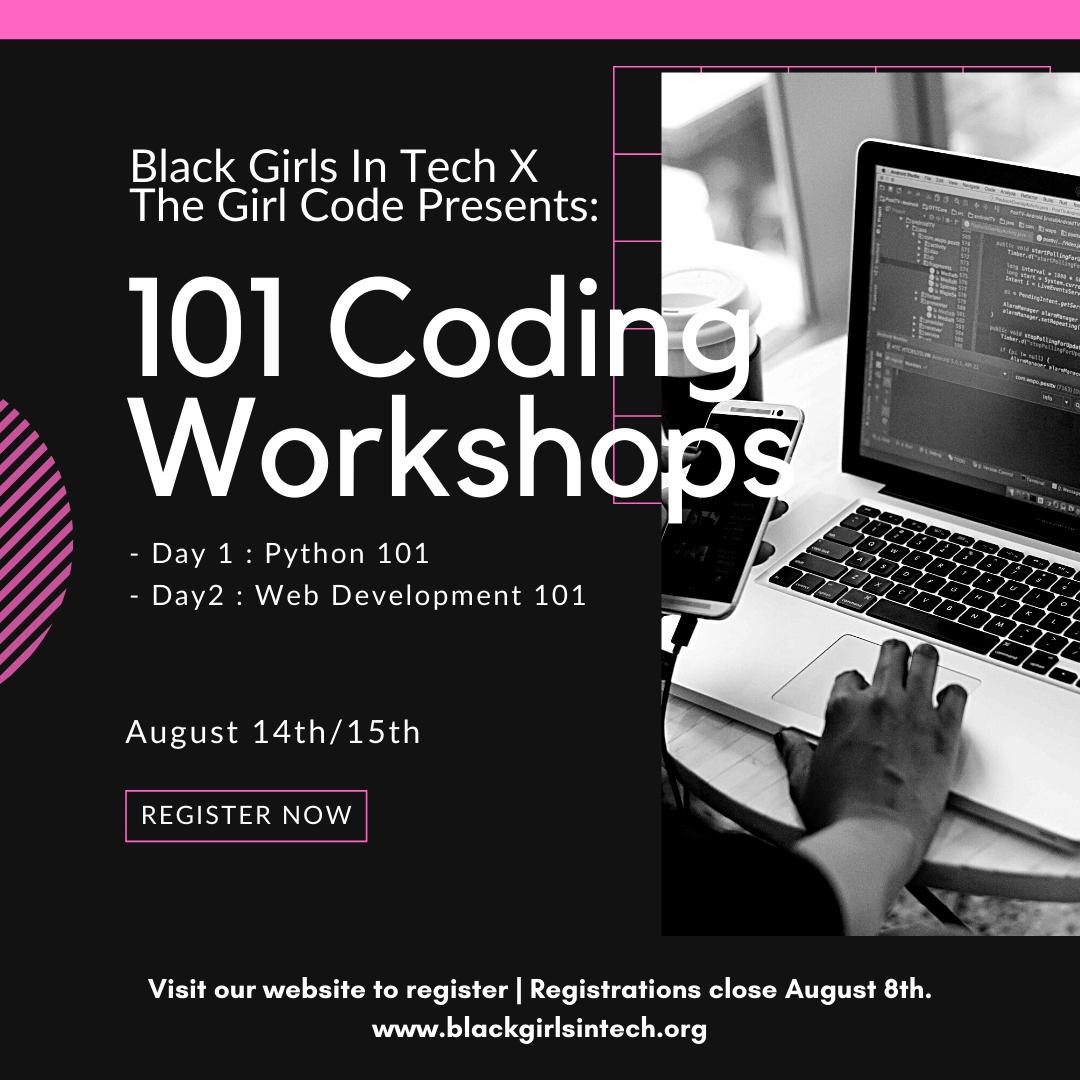 101 Coding Workshops