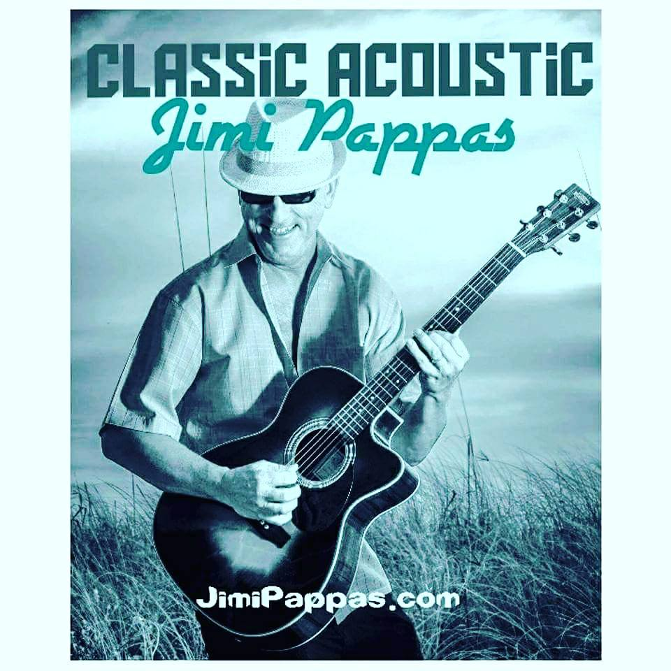 Jimi Pappas Live at the Vineyard Orlando