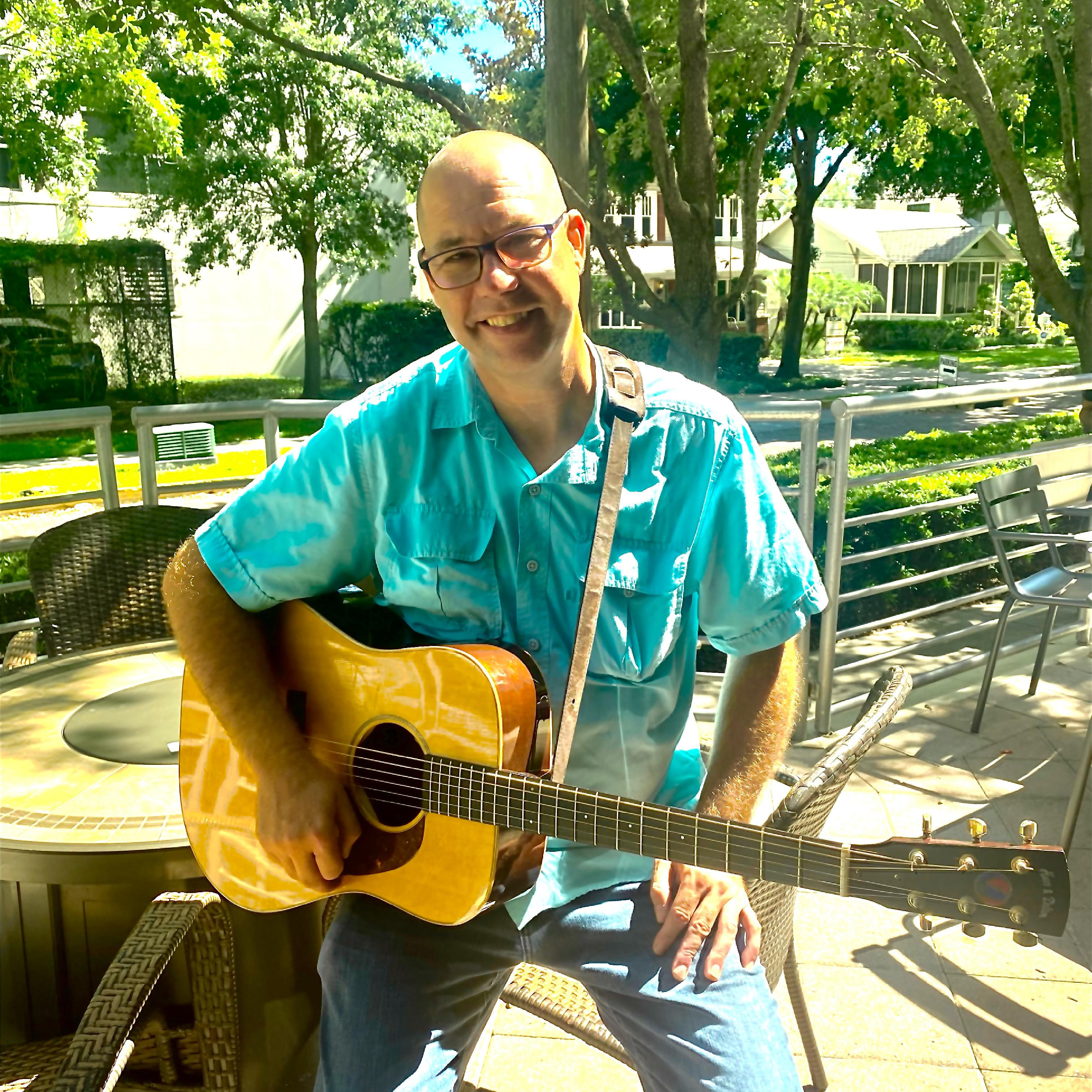 Live at the Vineyard Orlando Scott Mangene