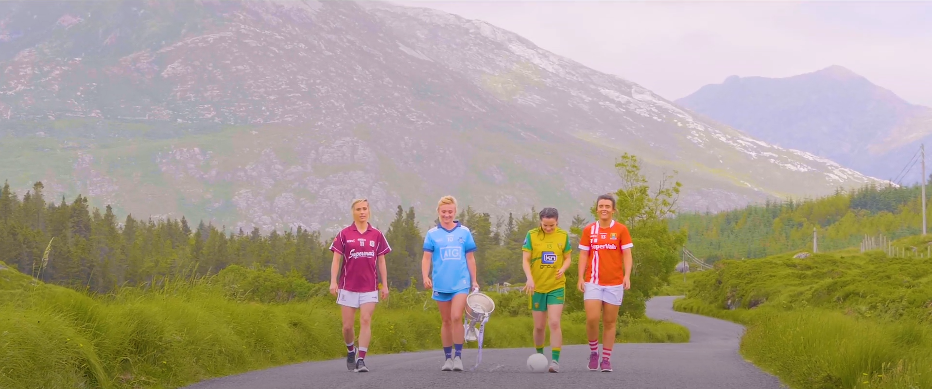 Ladies Gaelic Football Association