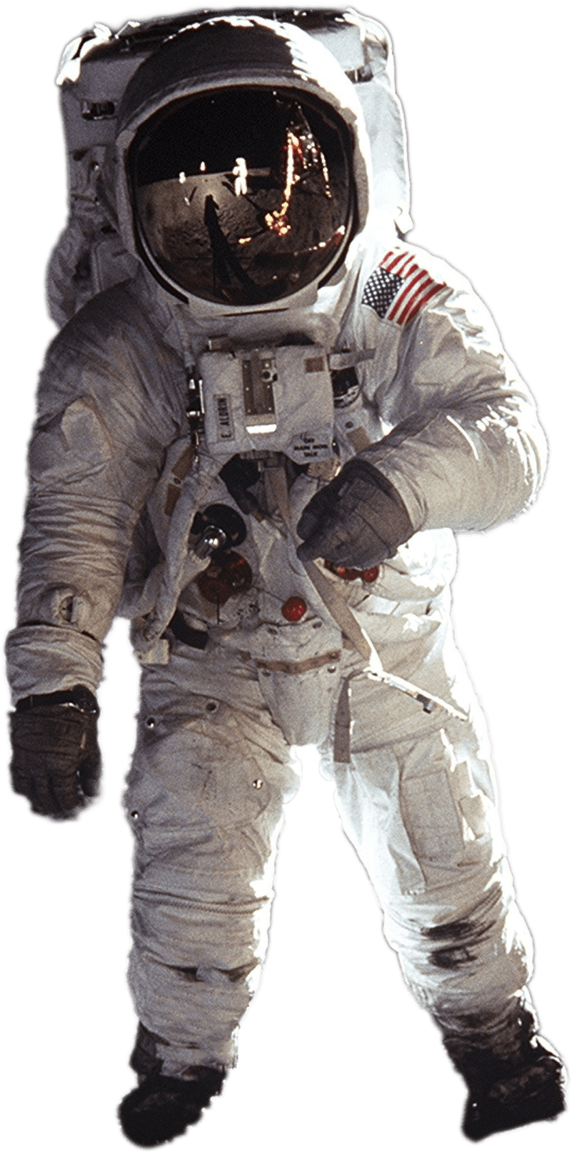 main astronaut