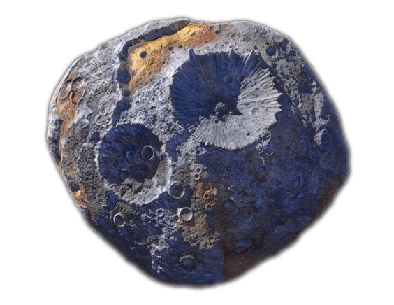 scaling asteroid
