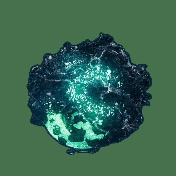 plasma asteroid