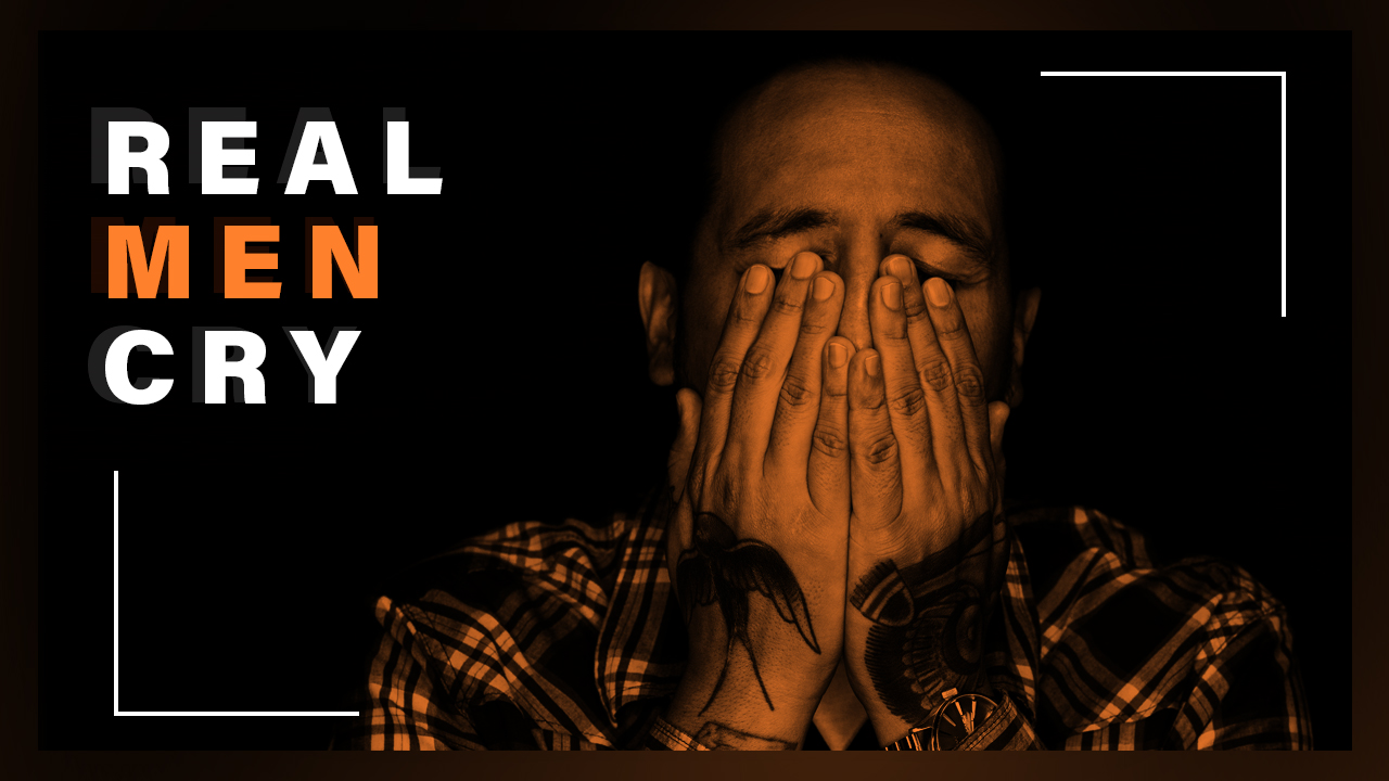 Real Men Cry: Grieving the Loss of the School Year and Other Losses
