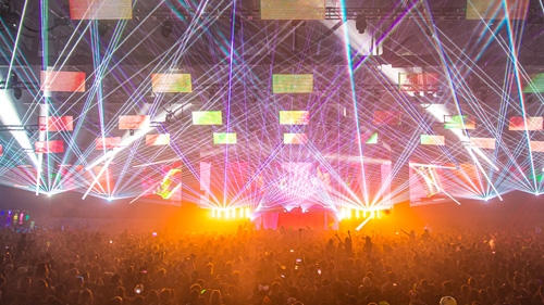 lights all night festival