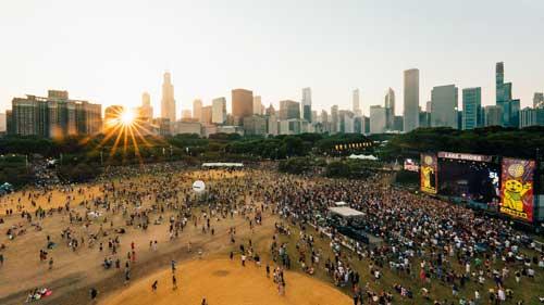 Lollapalooza-event