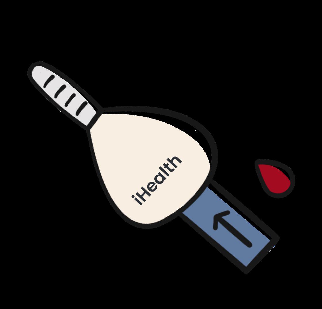 iHealth Blood Glucose Meter