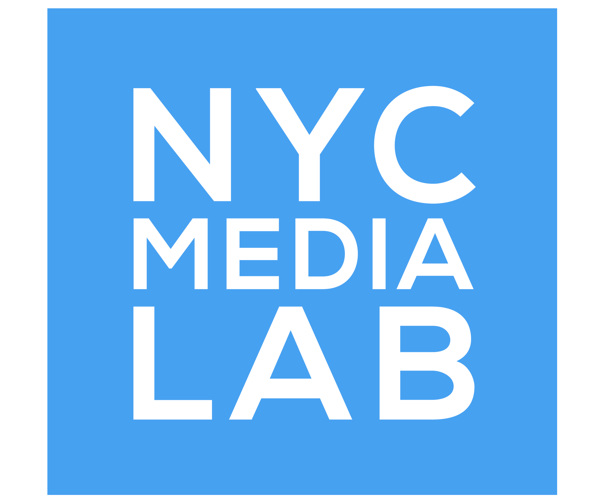 NYC Media Lab Logo
