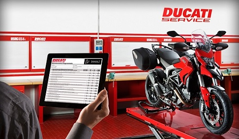 Ducati Service Centre