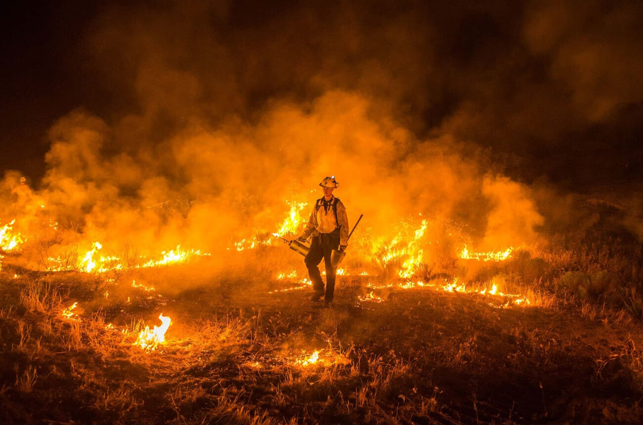 We know how to fight wildfires effectively, so why don't we do it?