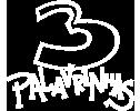 Marca do artista 3 palavrinhas