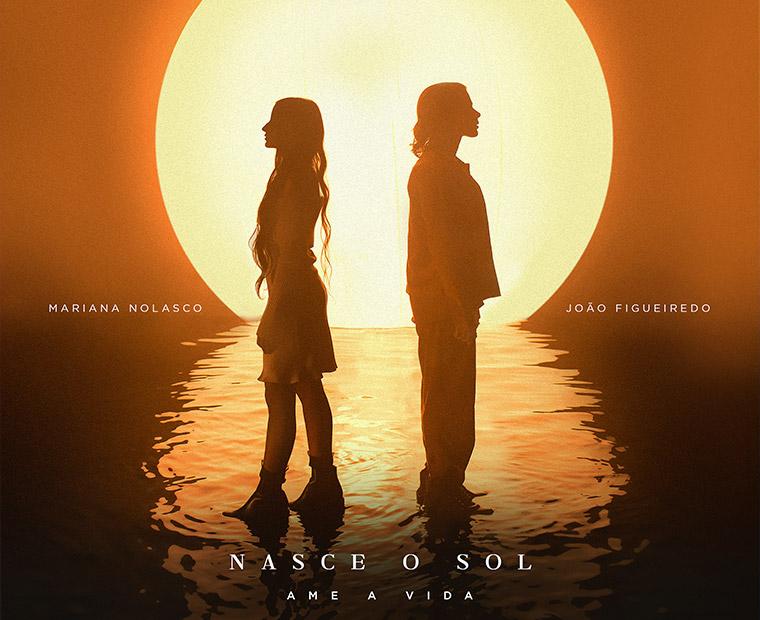 O cantor João Figueiredo acaba de lançar a música Nasce o Sol com feat de Mariana Nolasco pela Sounder Records. A música está disponível em