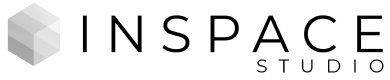 Inspace Studio Logo Greyscale