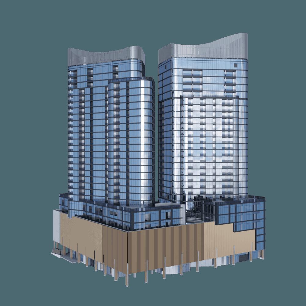 Abode Belconnen Building