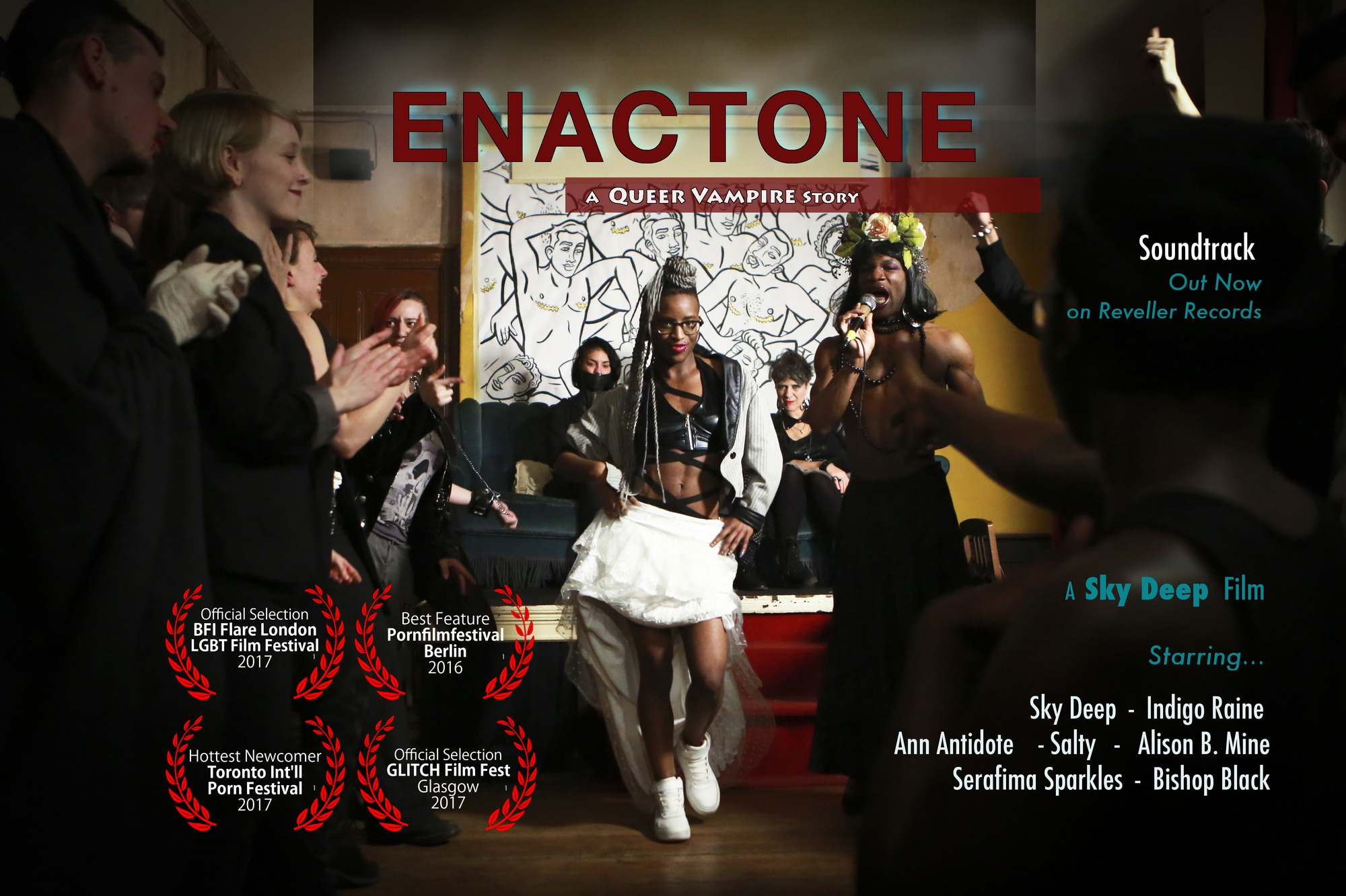 enactone movie poster