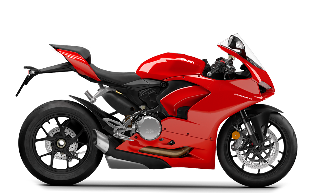 V2 Panigale - Red