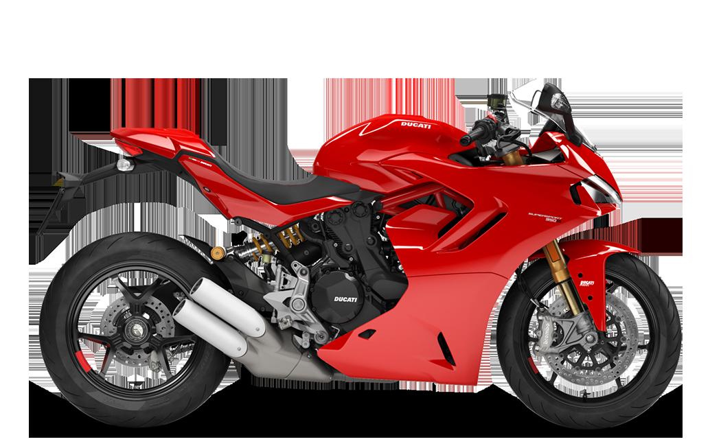 950 S Supersport - Red