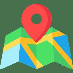 Icone google map