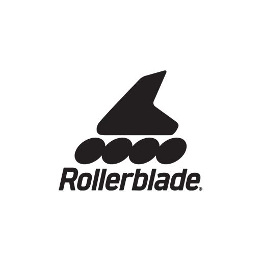Logo roller blade