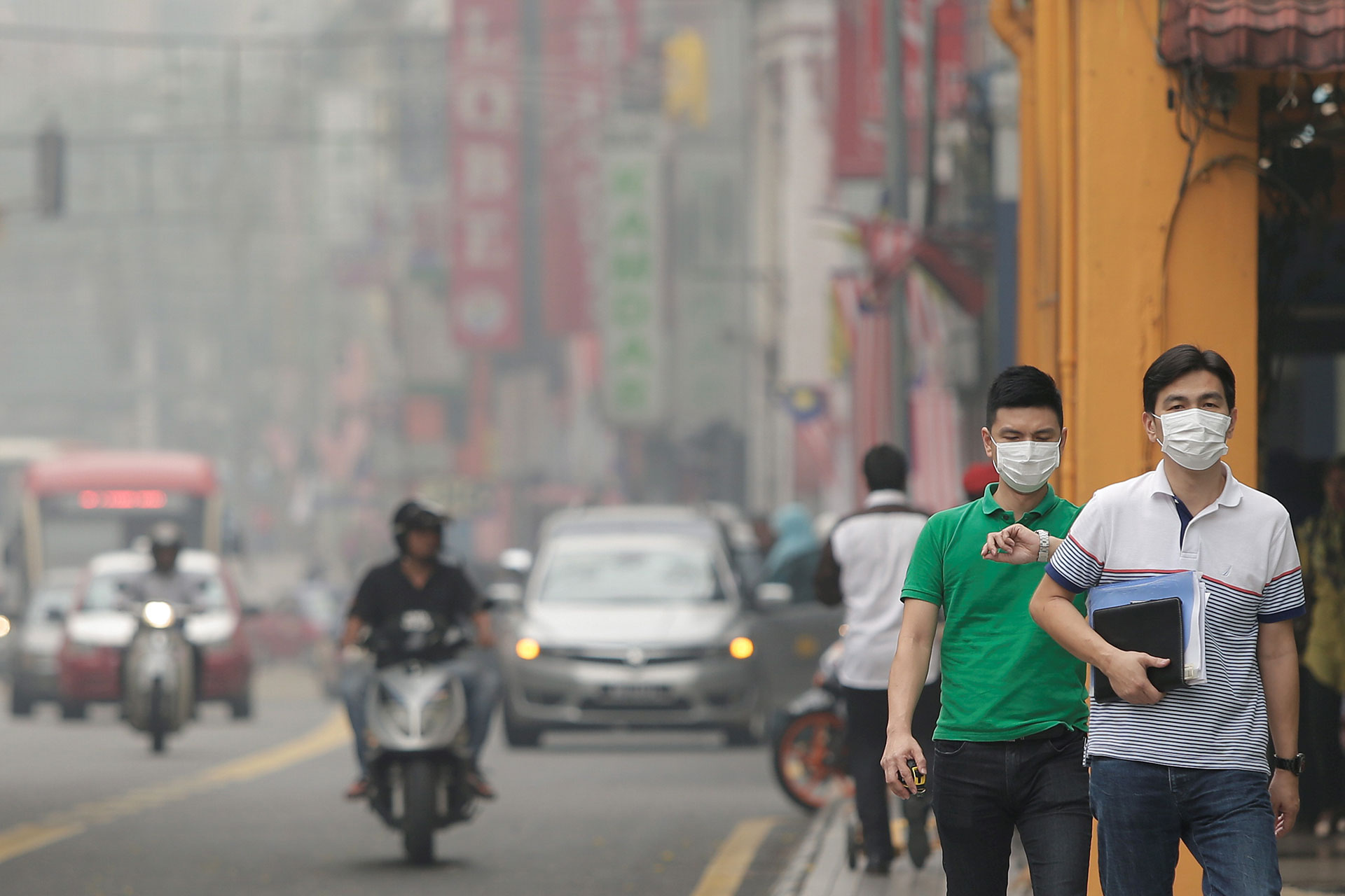Amazing buying guide for Air Pollution Masks