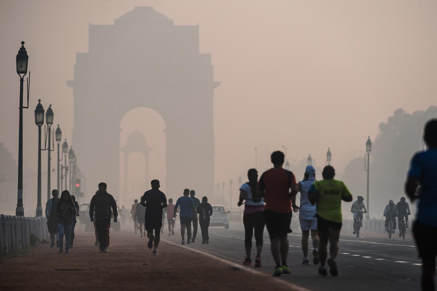 Pollution and India - The never-ending Saga