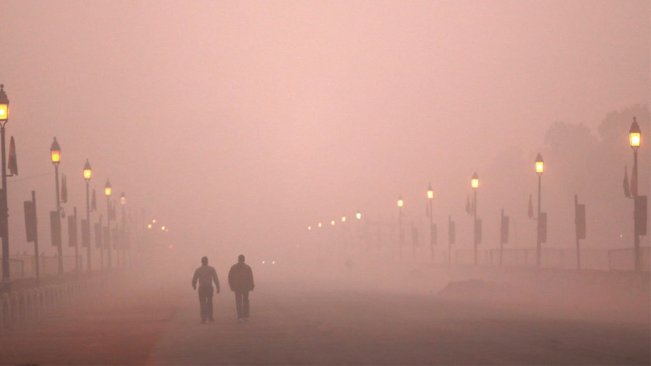 The Deteriorating Air Quality and COPD