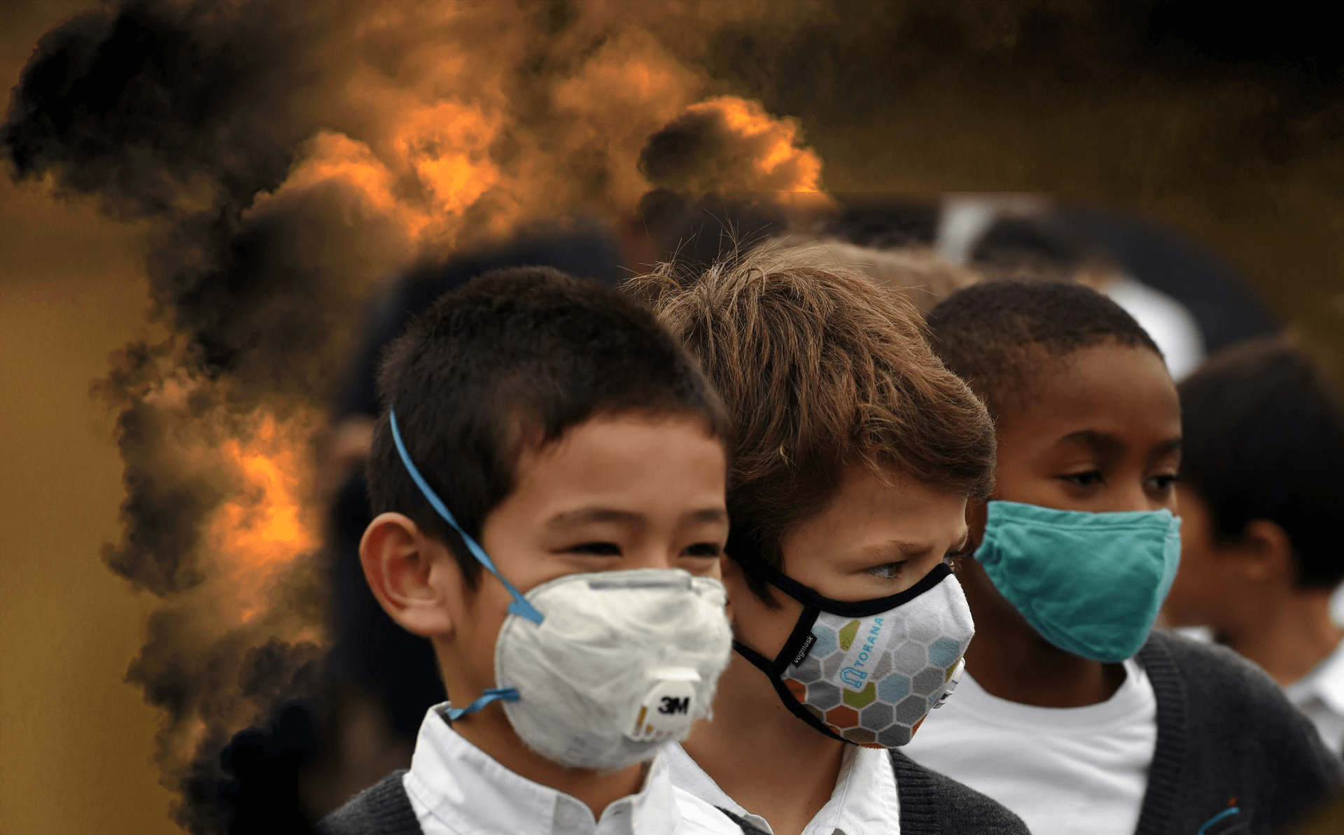 Ayushman Bhava – Protecting your Infant from Air Pollution