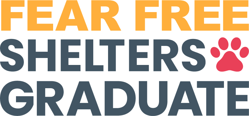 Fear Free Shelters Graduate logo