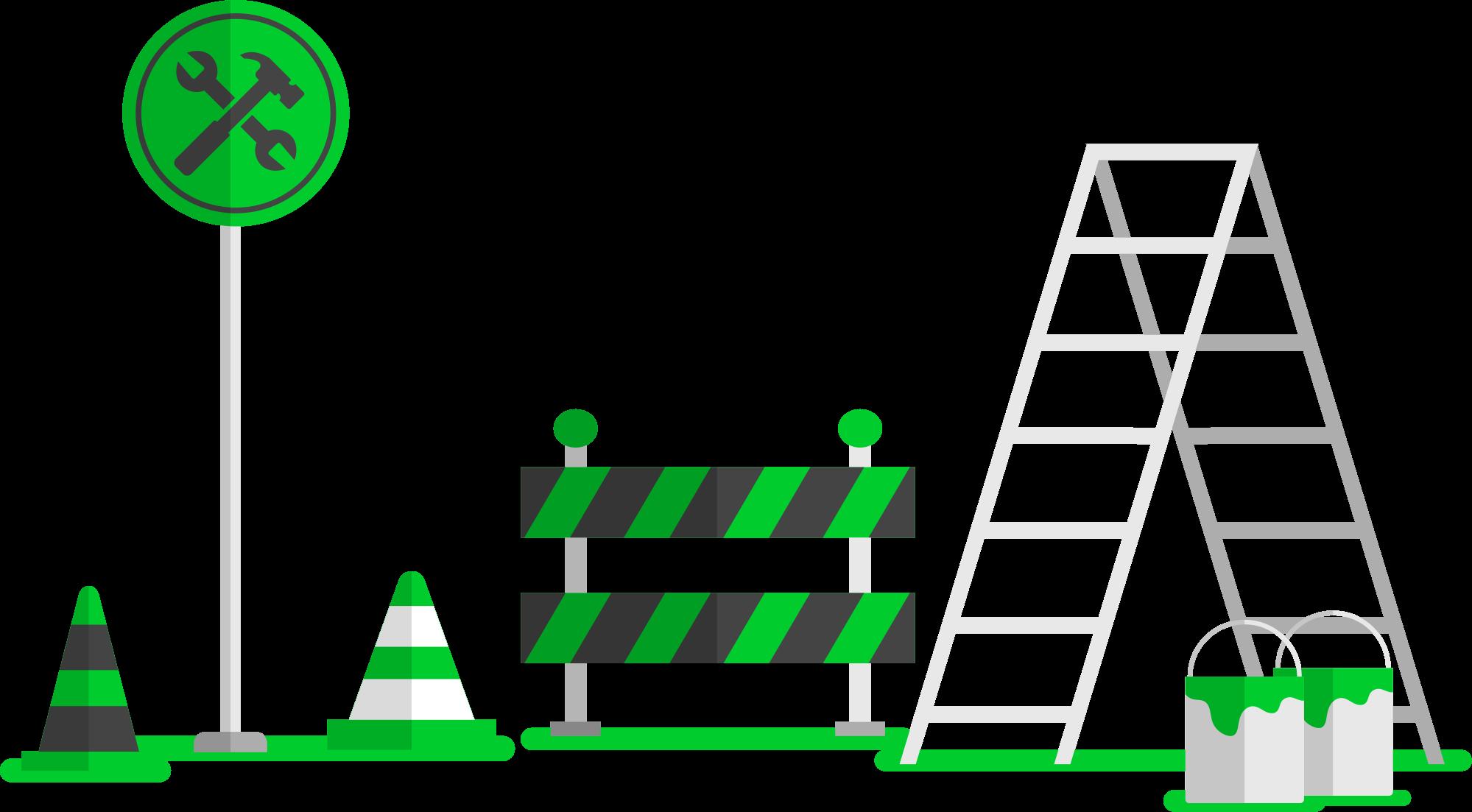 Baustelle wegen websiteumbau