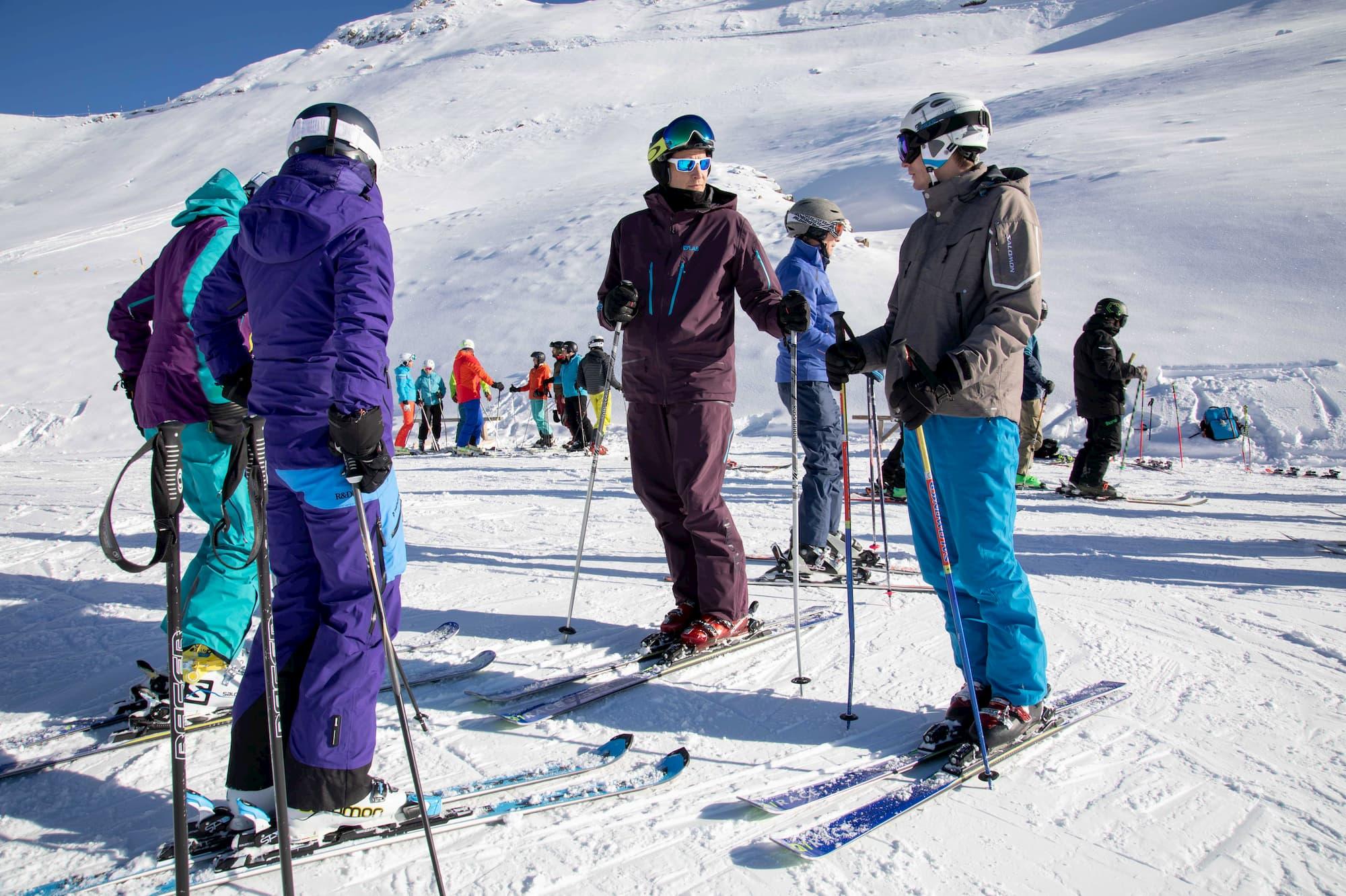 Ski- & Snowboardtest Davos