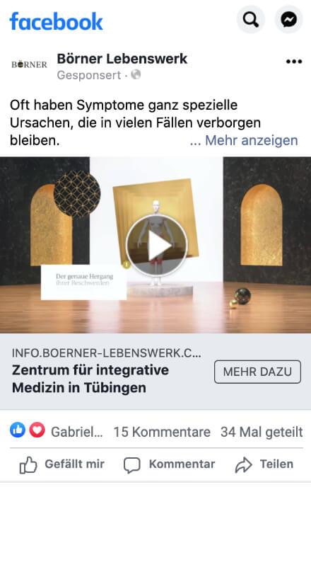 facebook marketing agentur healthcare