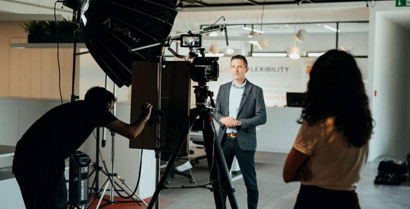 Mit neuer Webseite & Video als Unternehmen die Marke stärken
