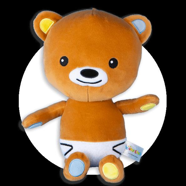 The Baby Club Plush Toy
