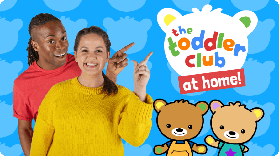 The Toddler Club At Home