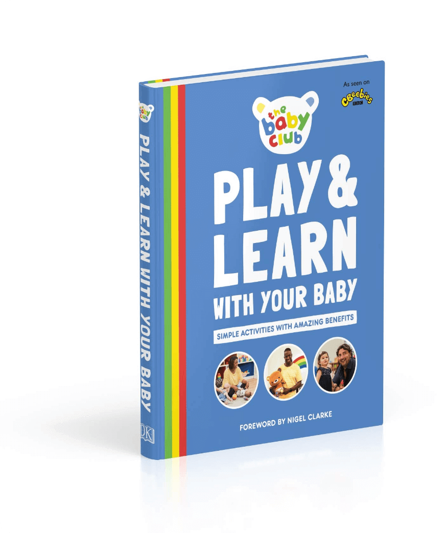 Play & Learn With Your Baby book