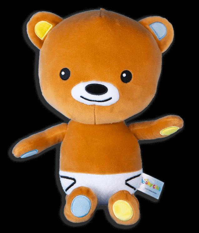 The Baby Bear Plush Toy