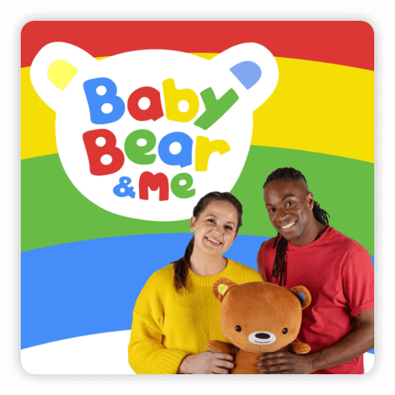 Baby Bear and Me Podcast