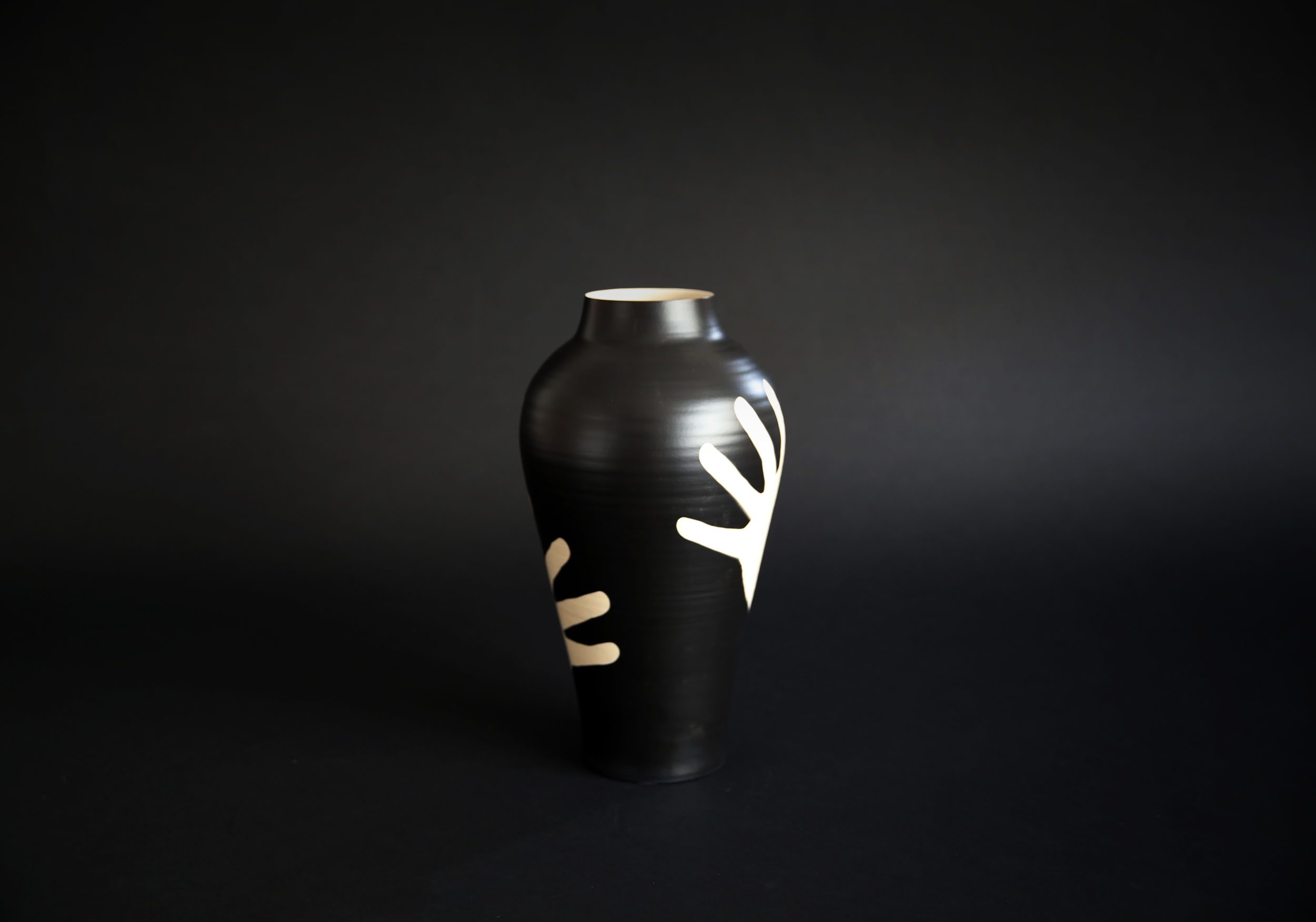 A Hold Me vase
